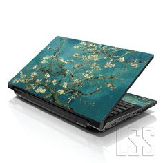 """LSS 15 15.6 inch Laptop Notebook Skin Sticker Cover Art Decal Fits 13.3"""" 14"""" 15.6"""" 16"""" HP Dell Lenovo Apple Asus Acer Compaq (Free 2 Wrist Pad Included) Almond Trees LSS http://www.amazon.com/dp/B00H0LKACA/ref=cm_sw_r_pi_dp_T0NPvb1YF9XVW @faridabibi"""