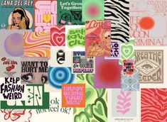 Color Collage, Photo Wall Collage, Picture Wall, College Dorm Decorations, Macbook Wallpaper, Aesthetic Collage, Girl Wallpaper, New Wall, Digital Collage