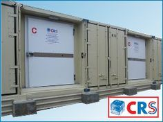 Super Mega Cold Store - Custom Built Refrigerated Containers
