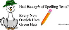 5 Tips to Help With Spelling for Dyspraxics and Dyslexics