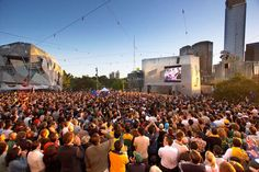 Fed Square Live - Both emerging talent and top acts perform to crowds every Thursday. Pull up a deck chair at one of these free gigs