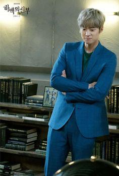 Asian Actors, Korean Actors, Lim Ju Hwan, Korean Drama Movies, Korean Dramas, Gong Myung, Bride Of The Water God, Big Bang Top, Gu Family Books