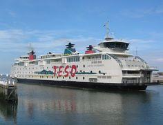 Met de veerboot ben je al binnen 20 minuten vanuit Den Helder op Texel.