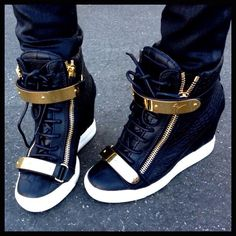 Giuseppe Zanotti Shoes: picture by @__lilamy__