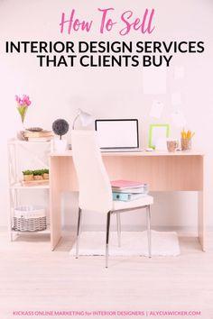 Sales Page Formula for Interior Designers Part 2 | Interiors, UX ...