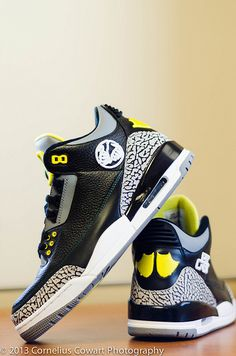 414146878d9 Air Jordan Oregon 3 Pit Crew oregon also has there own retro 3 that is one  of my top favorite shoes