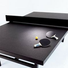 Tom Burr Table-Tennis Table. Limited edition of 10 tables.