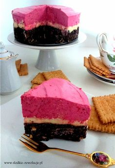 SŁODKIE REWOLUCJE: Nanaimo Bars-Kanadyjskie Ciasto bez pieczenia