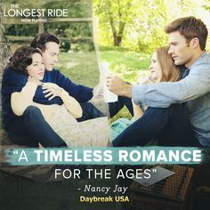 Fans and critics are captivated by The Longest Ride. See it now in theaters! The Longest Ride Quotes, The Longest Ride Movie, Book Tv, The Book, Nicholas Sparks Movies, Girly Movies, Riding Quotes, Movie Shots, Fandom