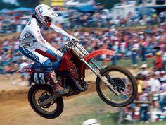 Micky Dymond in 1986