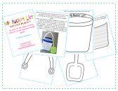 Summer Bucket List product from First-Grade-Fun on TeachersNotebook.com