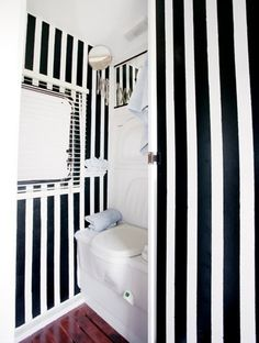 Extremely Cool Caravan Interior Design, Creative Work from Caravanolic and Viceversa Interior - Bathroom