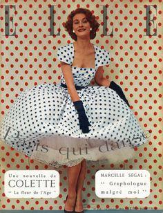 Vintage Elle cover
