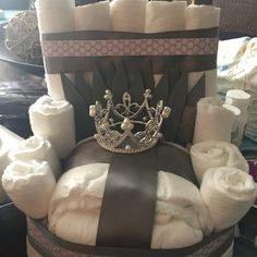 Game of Thrones diaper throne