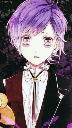 pics of kanato from diabolik lovers Manga Anime, Anime Art, Best Vampire Anime, Anime Love, Anime Guys, Mukami Kou, Kanato Sakamaki, Diabolik Lovers Ayato, Bishounen
