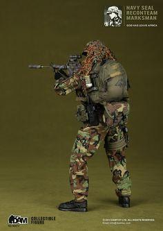 538c3c86763 toyhaven  Incoming  DAM Toys 1 6 U.S. Navy SEAL Recon Team Marksman (