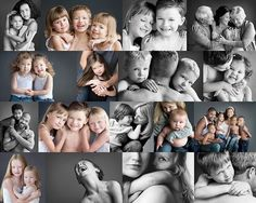 indoor family poses