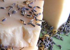 levendula szappan házilag