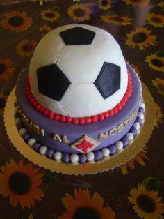 """Tutorial torta """"pallone da calcio"""""""