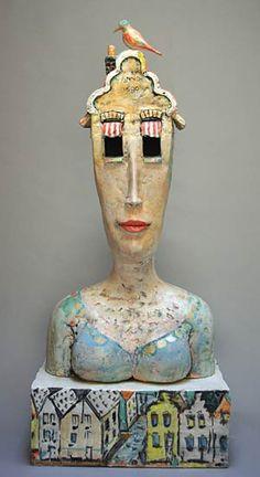 Camille Vandenberge - Sculpture - DAD