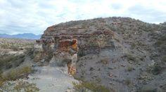 Arroyo near Picacho Peak.