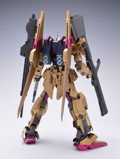 HGUC 1/144 Hyaku Shiki Customized build - Gundam Kits Collection News and Reviews