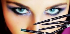 """A discreet line on the eyelid emphasises the shape of your eye and adds mysteriousness to your look. It is irreplaceable with the """"smokey eye"""" type of make up."""