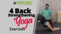 I wanted to show you a few great back strengthening yoga exercises. Back Strengthening Yoga (strength and flexibility) CLICK HERE to watch the video. #1 – Dolphin Dive Start in a forearm plank position. Pull [...]