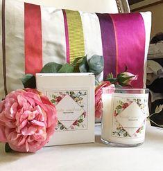Luisa Maria Benito presenta /DESIGN Nº4/ Velas exclusivas para hogar , con notas olfativas de marcado carácter mediterráneo. Candels, Gift Wrapping, Gifts, Soothing Colors, Net Curtains, Candles, Home, Projects, Gift Wrapping Paper