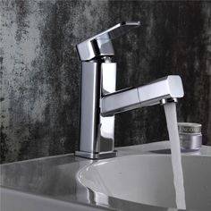 What better way to accessorize than with a sleek modern chrome faucet! Comes with crane hose, gently pull to extend hose! Made from premium copper. Free Worldwide Shipping & Money-Back Guarantee Budget Bathroom, Master Bathroom, Sink Faucets, Crane, Household, Modern, Rustic Homes, Copper, Crown Molding