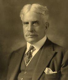 Sir Robert Laird Borden, 1915