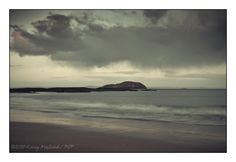 North Berwick Storm by Kenny Mac