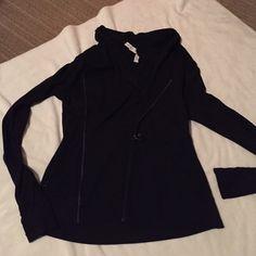 Lululemon jacket Workout jacket, amazing, no pilling no stains, two inside pockets lululemon athletica Jackets & Coats