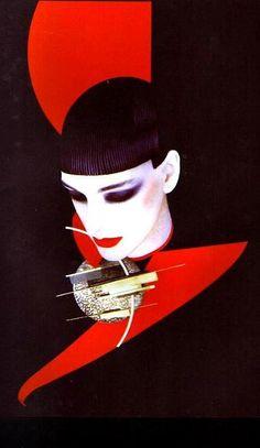 Serge Lutens, 1942 ~ Stilista e fotografo