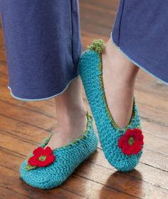 Cottage Slippers