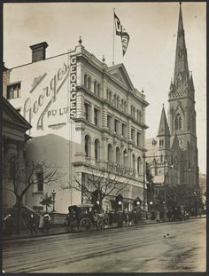 Melbourne's Forgotten Department Stores | In Pursuit of Pulchritude