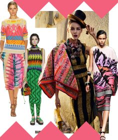 Pattern Report | Tribal Mixing