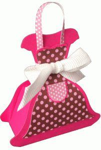 Silhouette Design Store - View Design #78763: apron gift box