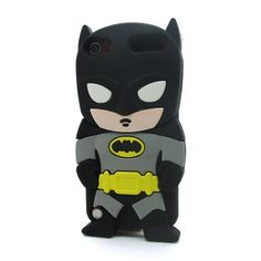 3D Cartoon Super Hero Black Batman Soft Silicone Case Skin Protective Cover for Apple iPod Touch iTouch 5 5th Generation with Batman style back pin 2.3 inch badge, http://www.amazon.com/dp/B00HF150JI/ref=cm_sw_r_pi_awdm_Swf.sb0T10B3E