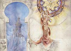 Stephanie Pui Mun-Law Dragons   Charmed Destinies - Illustration de Stéphanie Pui Mun Law