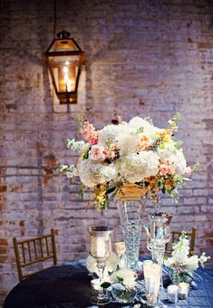Brides: A Vintage-Glam Wedding at The Chicory in New Orleans