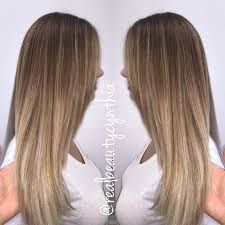 Image result for sombre straight hair