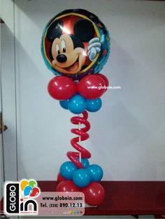 Centro de mesa Mickey Mouse 2