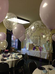 Ayden's Baby Shower #1 balloons