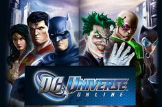 Dc Universe Online, Mmorpg Games, Joker, Gaming, Fictional Characters, Videogames, Games, Game, Toys