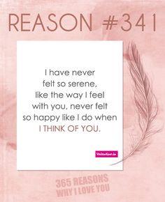 365 reasons to love your boyfriend