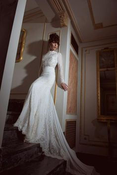 b8ca7111eb Yaki Ravid Couture Wedding Gowns 2013