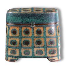 Stoneware Keepsake Box