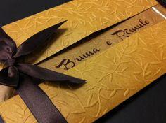 Convite perfeito para um casamento rústico ou campestre. Várias opções de designs com inspiração na natureza.
