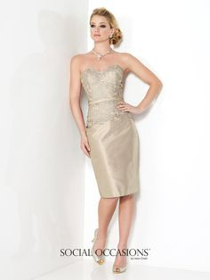 Special Occasion Dresses and Chic Short Suits Fit for Any Occasion by Mon Cheri Bridal. Featuring gorgeous a-lines, mid-length dresses versatile for many occasions including wedding guest or mother of the bride. Wedding Party Dresses, Prom Dresses, Formal Dresses, Bride Dresses, Elegant Ball Gowns, Sweetheart Dress, Mothers Dresses, Mid Length Dresses, Designer Gowns
